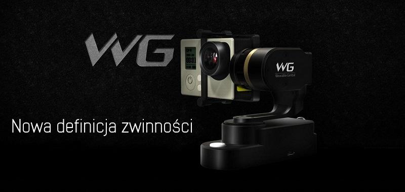 gimbal wg do kamery gopro