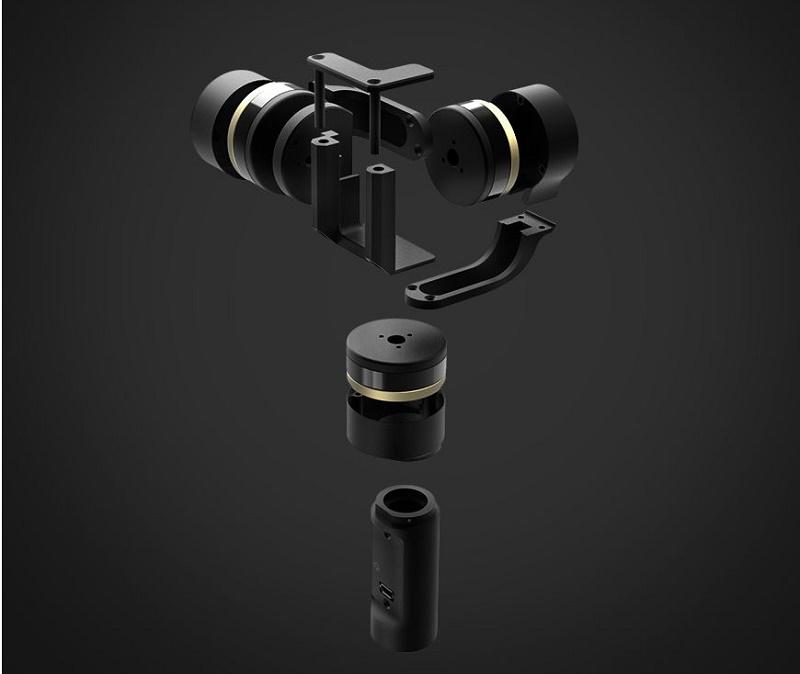 Feiyu-Tech G4QD gimbal