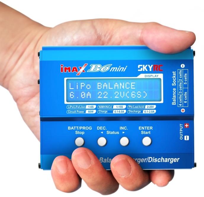 Ładowarka SkyRC iMax B6 Mini sklep