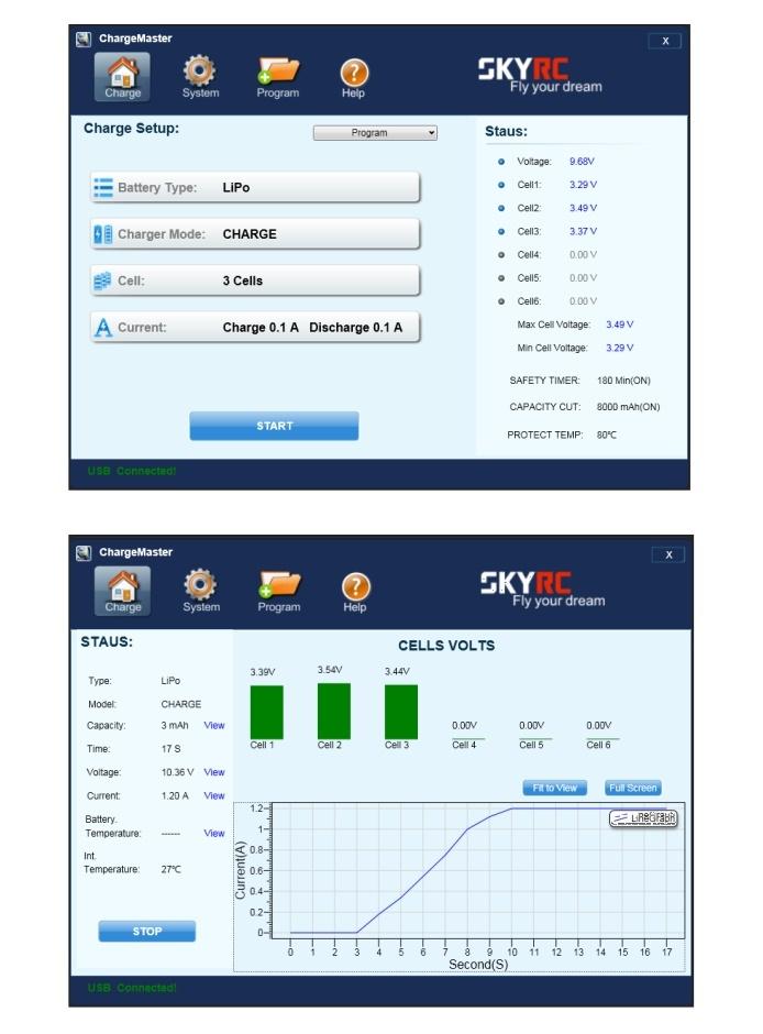 Ładowarka SkyRC iMax B6AC+ V2