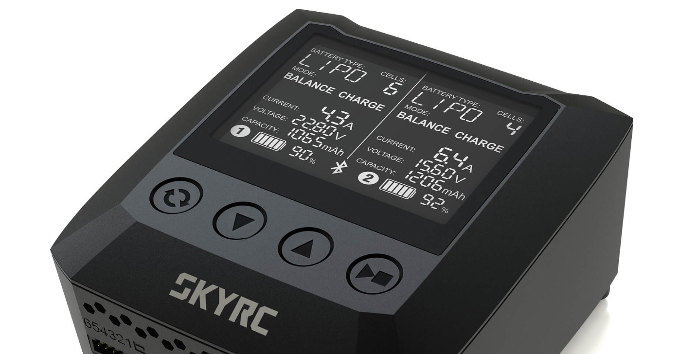 Drones.bg Зарядно устройство SkyRC B6 Nano Duo