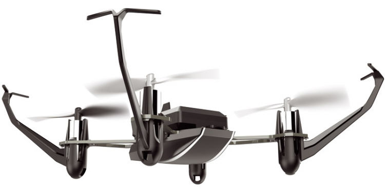 Drones.bg Дрон каскадьор Udi RC Freedom 3D