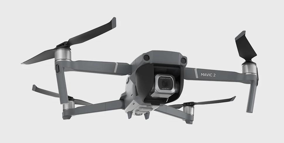 Предпазител + сенник PGYTECH за камерата на дрон DJI Mavic 2