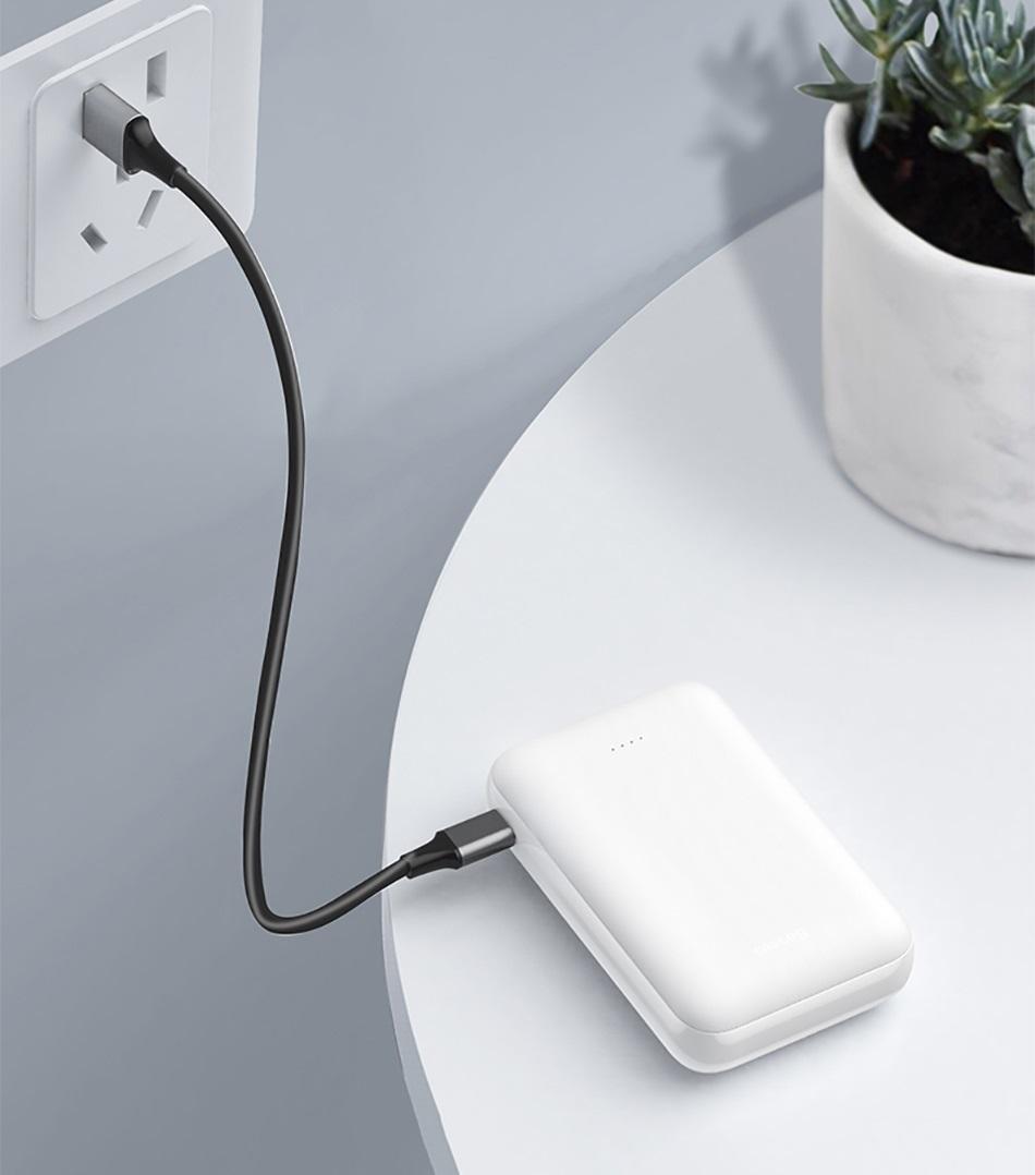 SmartZone.bg Външна батерия Baseus Mini JA 10000mAh 2x USB