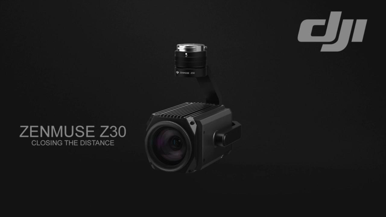 Zenmuse Z30 DJI