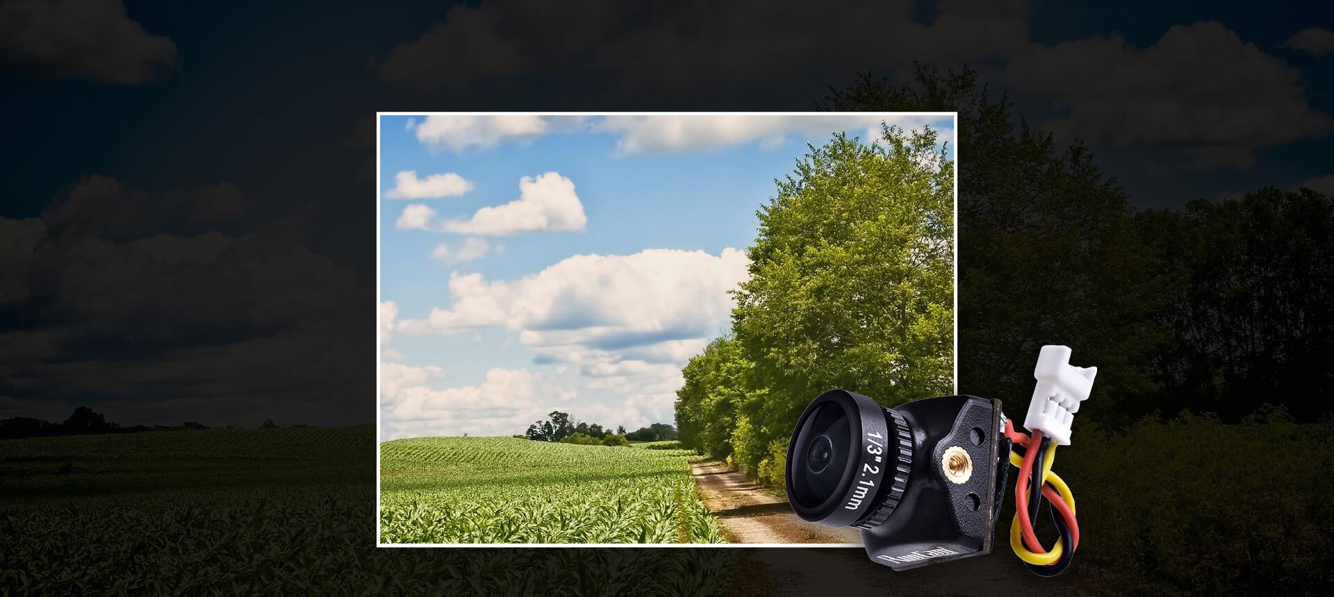 FPV камера RunCam Nano 2 FPV - 2,1 мм