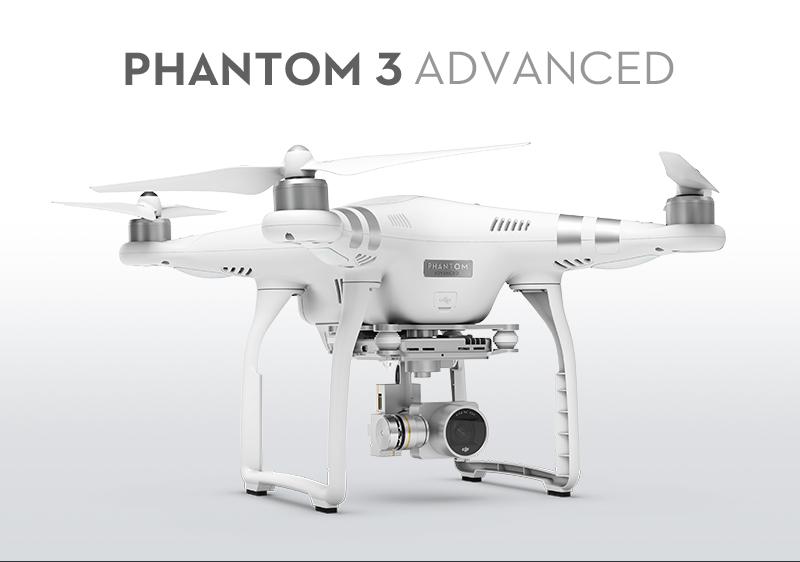 Drivers Update: DJI Phantom 3 Advanced Drone