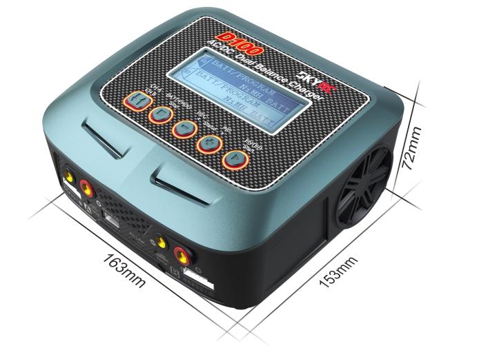 SkyRC D100 ładowarka