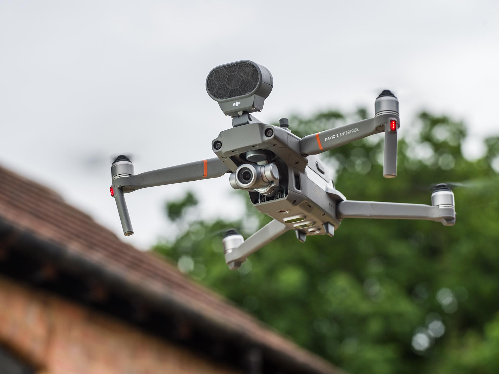 dron do zadań specjalnych