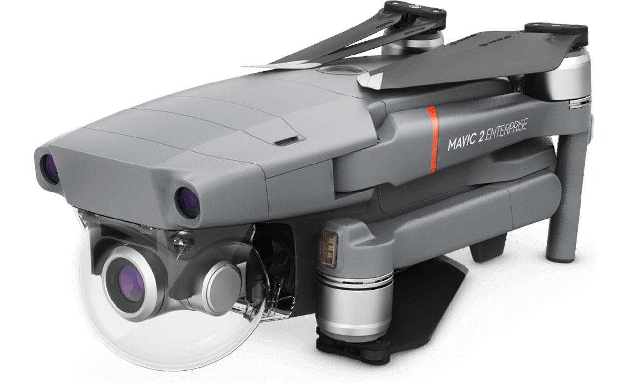 kompaktowa konstrukcja drona