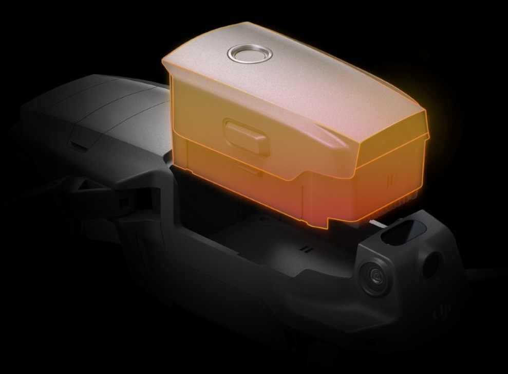 podgrzewana bateria dji mavic 2 enterprise