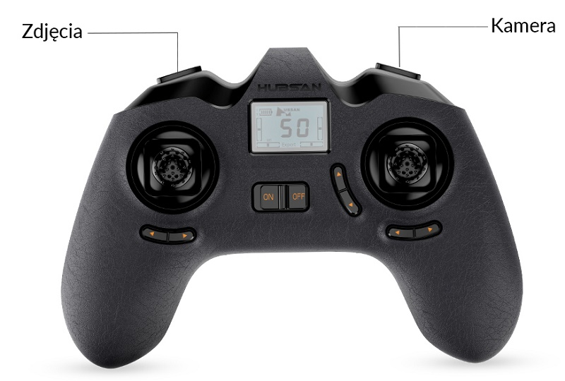 hubsan h107c+ plus sklep drony