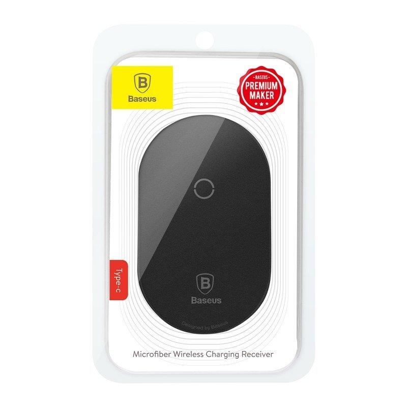 Baseus Qi Inductive Charging Adapter Usb C Innpro