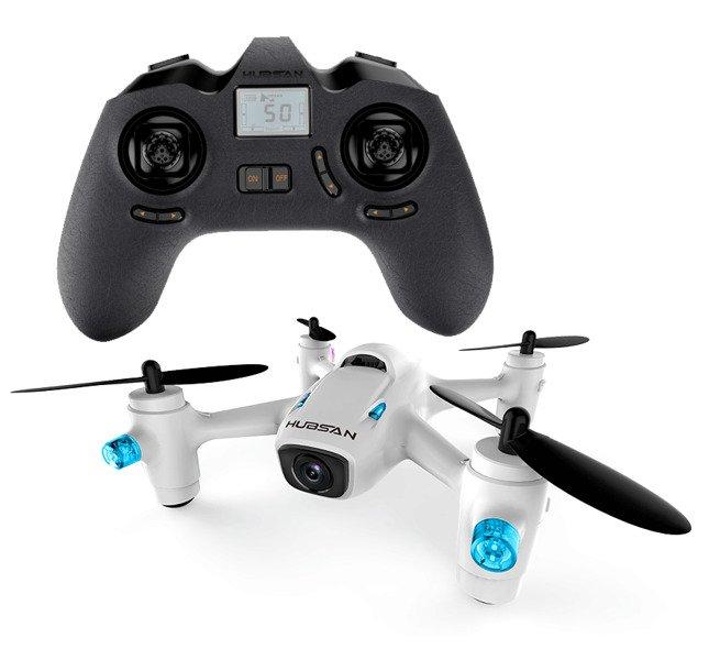 Dron Quadrocopter Hubsan X4 H107C