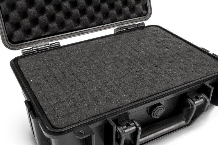 fd459935555a6 Walizka na aparaturę uniwersalna wodoodporna (345x266x120mm) | INNPRO
