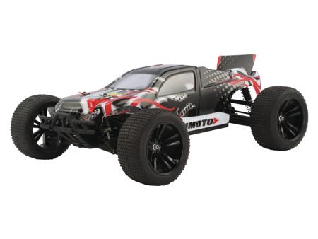 Modelo HiMoto Katana 1:10 4WD RTR sin escobillas